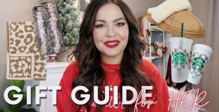 Ultimate Gift Guide for HER Home Fashion amp More