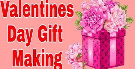 Valentines Day Gift Ideas DIY DIY Valentine Gift ValentinesDay