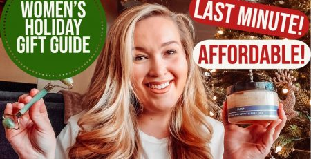 WOMEN39S LAST MINUTE GIFT GUIDE 2020 AFFORDABLE HOLIDAY GIFT