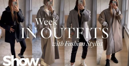 Week in Outfits With A Fashion Stylist amp An Interior