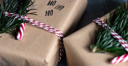 Weihnachtsgeschenke schon verpacken Einfaches DIY und Tipps fur ungeduldige Menschen