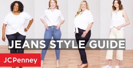 Women39s Jeans Style Guide Fashion Tips JCPenney