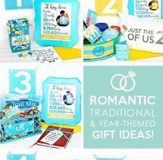 Year Themed Anniversary Kits