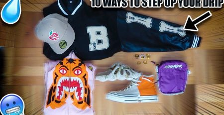 10 Ways To Step Up Your DripStyle 2021 Fashion Tips