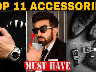 11 AFFORDABLE ACCESSORIES for men MUST HAVES WARDROBE ESSENTIALS