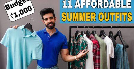 11 AFFORDABLE SUMMER OUTFITS 2021हिंदी FASHION Indian men fashionCollege Fashion