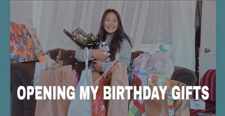 18TH BIRTHDAY GIFTS unboxing