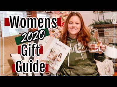 20 BEST GIFT IDEAS FOR WOMEN 2020 WOMENS GIFT