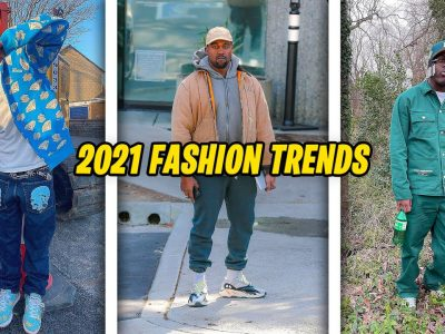 2021 Fashion Trends Men39s StyleStreetwear Tips