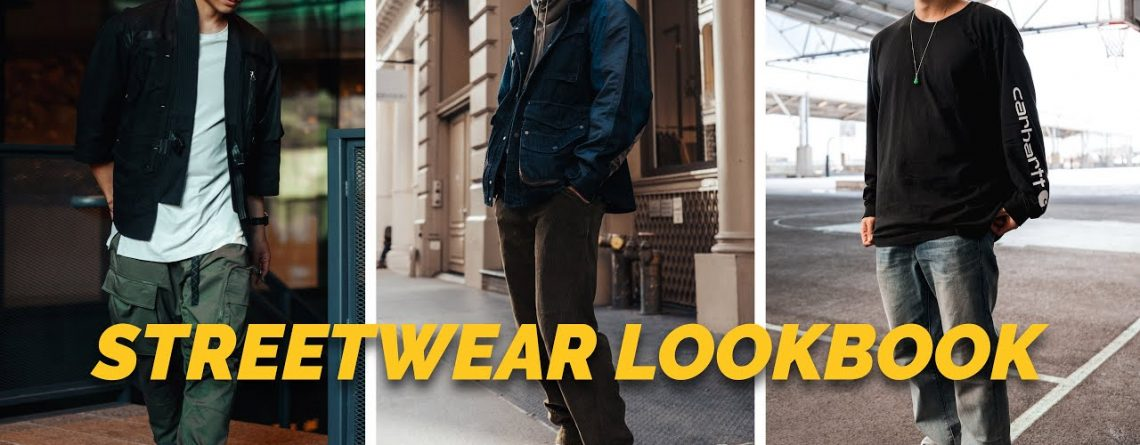 3 Streetwear Outfits For Spring Spring Fashion Tips
