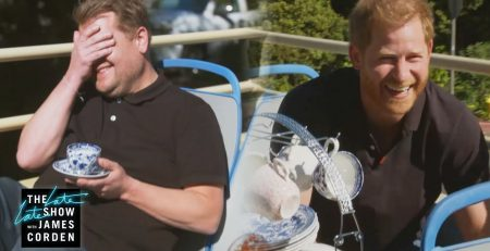 An Afternoon with Prince Harry amp James Corden