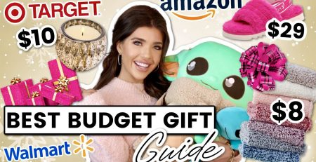BEST BUDGET GIFT GUIDE 10 30 Holiday Gift Guide 2020