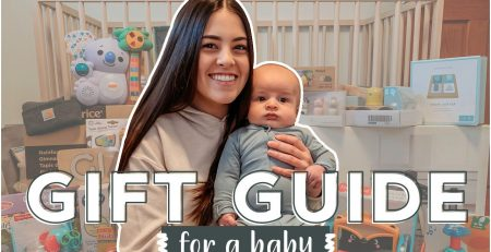 Baby to One Year Old GIFT GUIDE Christmas and