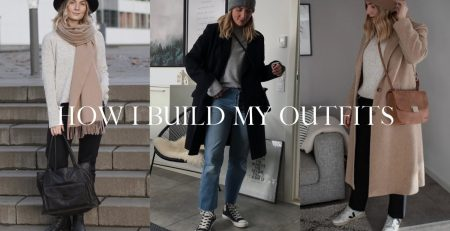 Building chic outfits in 8 steps Capsule wardrobe styling