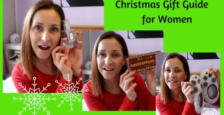 CHRISTMAS PRESENT IDEAS FOR HER 2019 Gift Ideas Guide
