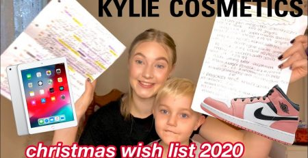 CHRISTMAS WISHLIST 2020 ultimate gift guide for her