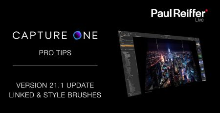 Capture One Pro Tips Version 211 Upgrade Guide