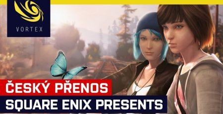 Cesky prenos Square Enix Presents Sledujte spolu s nami odhaleni