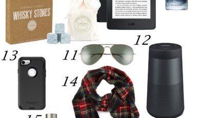 Christmas Gift Ideas for Men Alexa Webb