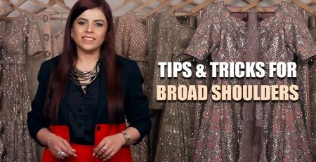 Dressing Up Broad Shoulders Inverted Triangle Fashion Tips
