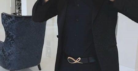Fan Of Black Tie Looks