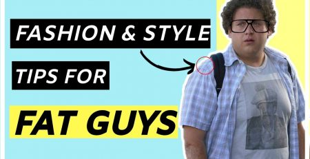 Fashion tips for fat guys style tips for chubby