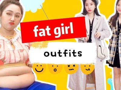 Fat girls outfit ideas winter 2019 tiktokchubby belly girls fashion
