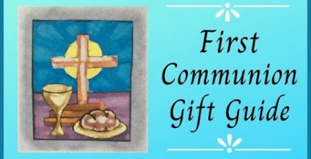 First Holy Communion Gift Guide What We39re Buying This