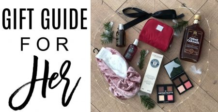 GIFT GUIDE FOR HER CHRISTMAS 2018 BUDGET LADIES GIFT