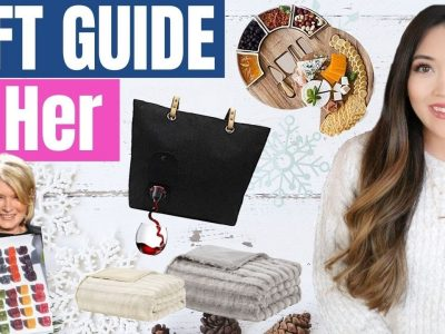 GIFT IDEAS FOR HER 2020 Gift Guide for Mom