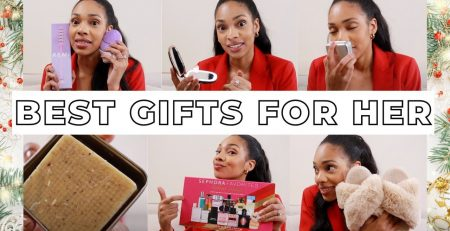 Gift Guide for Her Christmas Gift Ideas 2020 that