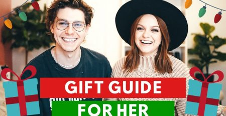 Gift Guide for Her with SURPRISE ENDING