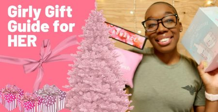 Girly Christmas Gift Guide for HER 2020 Budget Friendly