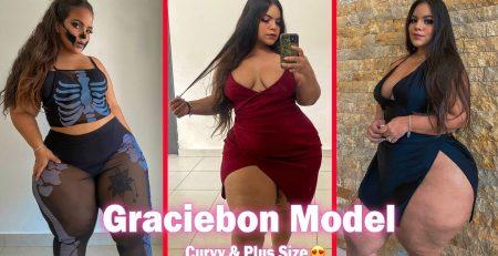 Graciebon Best Plus Size amp Curvy Model For Fashion Outfit