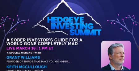 Grant Williams A Sober Investor39s Guide For A World Gone