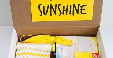 Hello Sunshine A Happy Gift Idea Smashed Peas