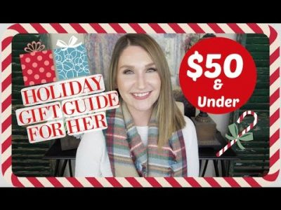 Holiday Gift Guide For Her50 amp UnderSephora amp Nordstrom