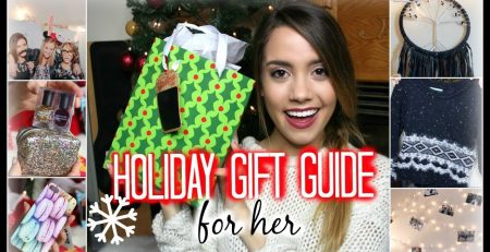 Holiday Gift Guide Last Minute For Her 2014