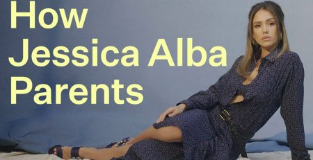 How Jessica Alba Talks To Her Kids About The Big