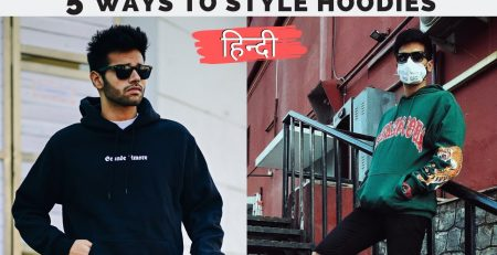 How To Style Hoodies WITHOUT Jackets Style Tips by