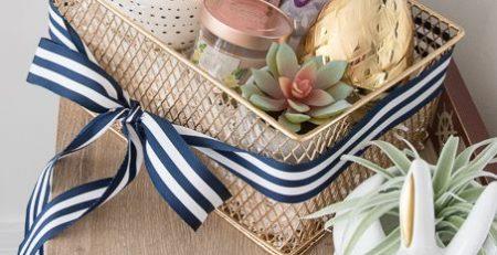 Ideas for a Grown Up Easter Basket Christene Holder
