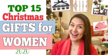 Last Minute TOP CHRISTMAS GIFTS for WOMEN Amazon Christmas