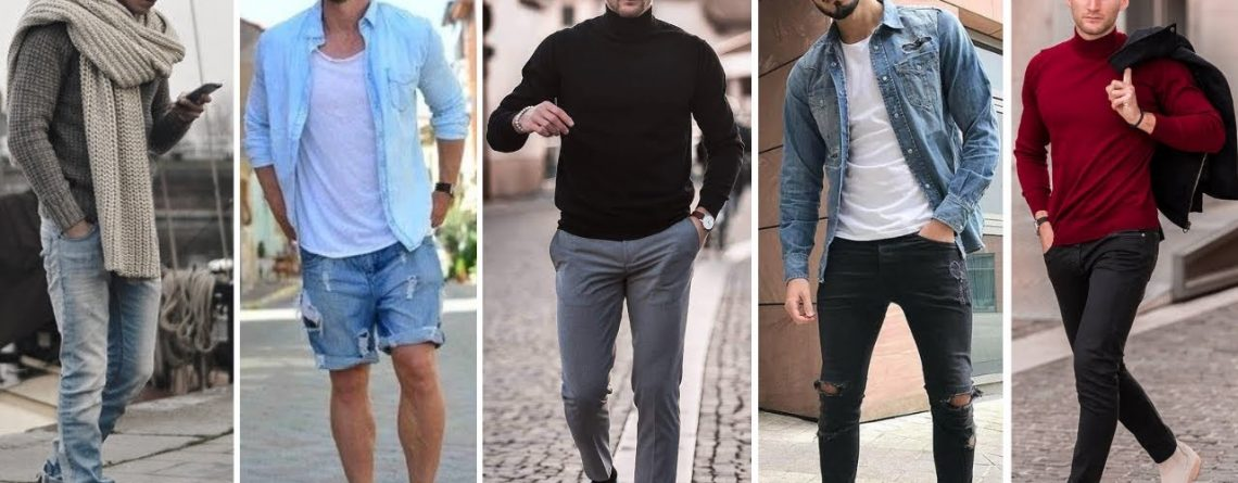 MOST Attractive Outfits For Young Guys Mens Fashion 2021