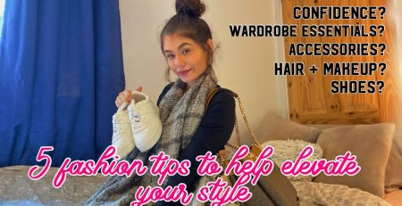 MY TOP 5 fashion tips
