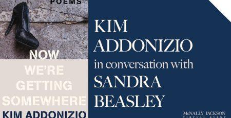McNally Jackson Presents Kim Addonizio with Sandra Beasley