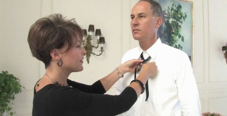 Men39s Fashion Tips How to Tie Western Bow Ties