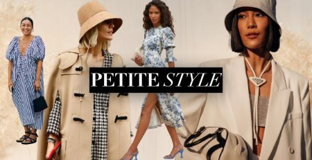 PETITE STYLE TIPS How to look taller
