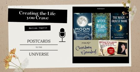 Postcards to the Universe Creating the Life you Crave