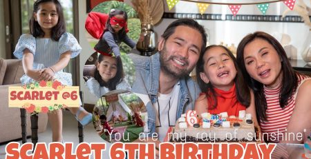 Scarlet Snow 6th Birthday at Home Vicky Belo Surprises