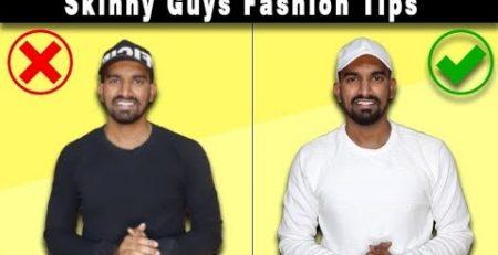 Skinny guys fashion tips Skinny guys dressing tips in